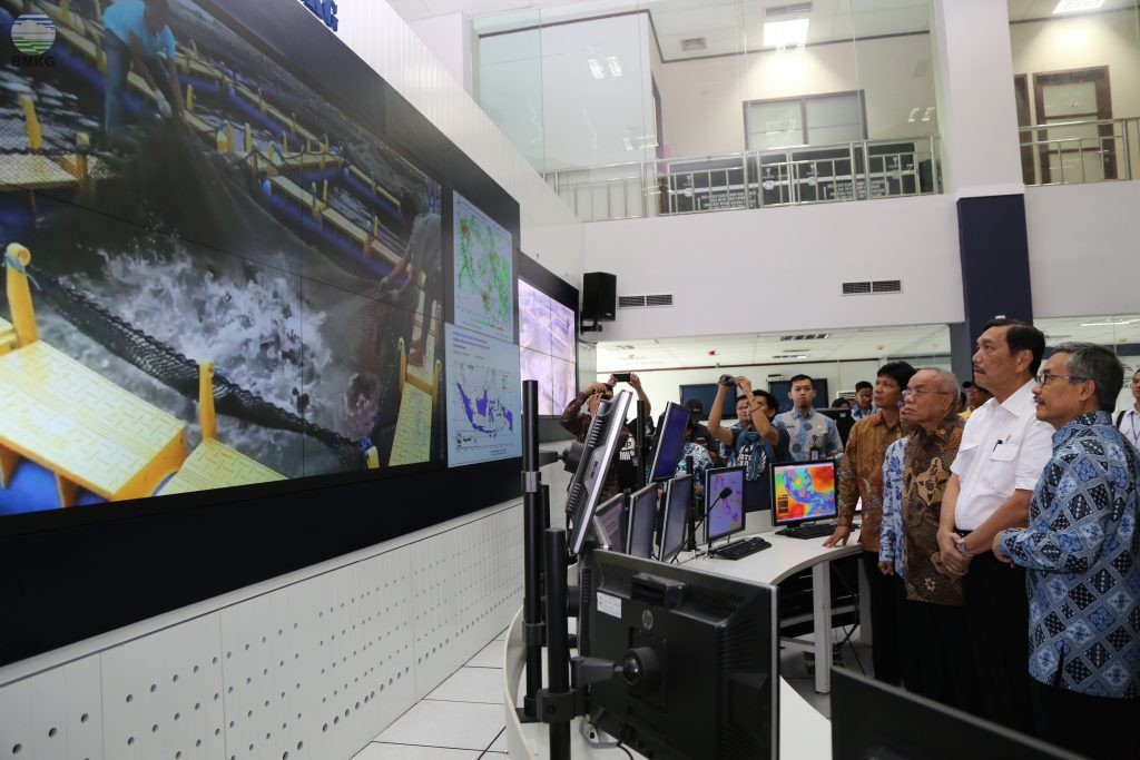 BMKG Launched Ocean Forecasting System (BMKG-OFS)