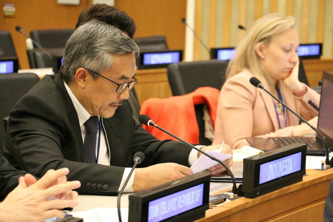 The Eighteenth Meeting United Nations Open-ended Informal Consultative Process on Oceans and the Law of the Sea