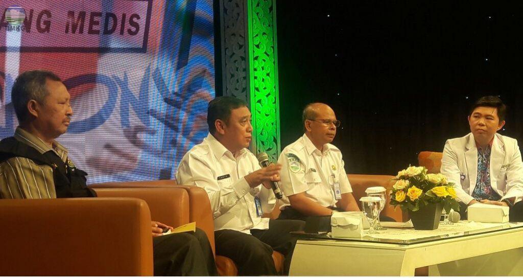 BMKG Provinsi Bali Menjadi Narasumber Program Acara Live TVRI Provinsi Bali
