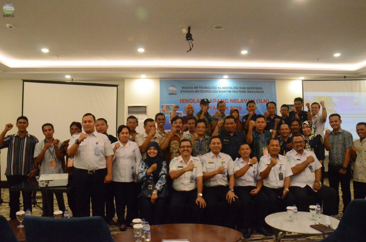 Sekolah Lapang Nelayan Tahap II  Provinsi Sulawesi Selatan Tahun 2019
