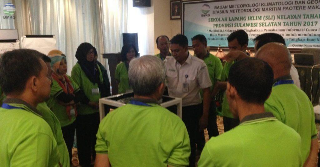 SLI Tingkatkan Produktivitas Nelayan Sulawesi Selatan
