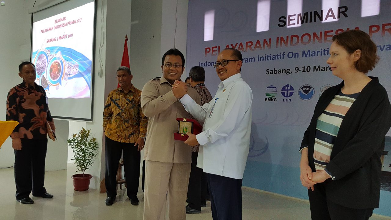 LIPI-BMKG Adakan Seminar Pelayaran Indonesia Prima 2017