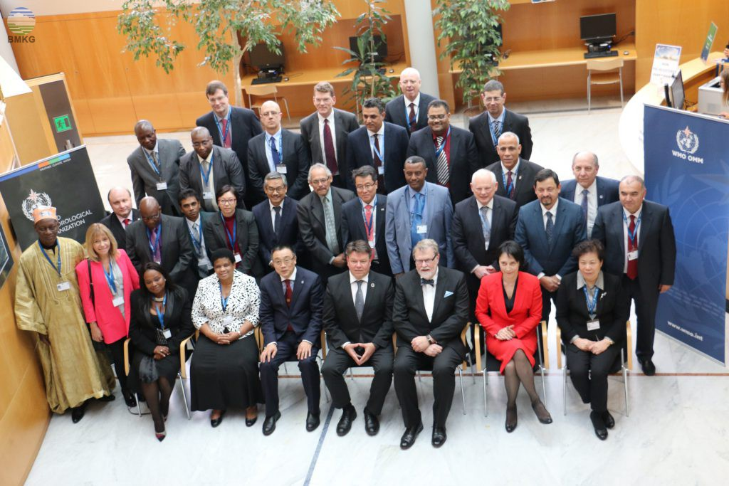 The 69th Session of WMO Executive Council