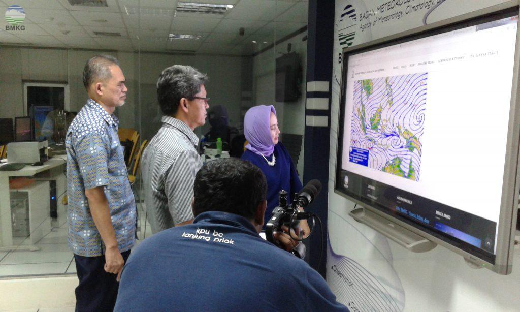 BMKG Imbau Masyarakat Siaga Cuaca Ekstrem 3 Hari Ke Depan