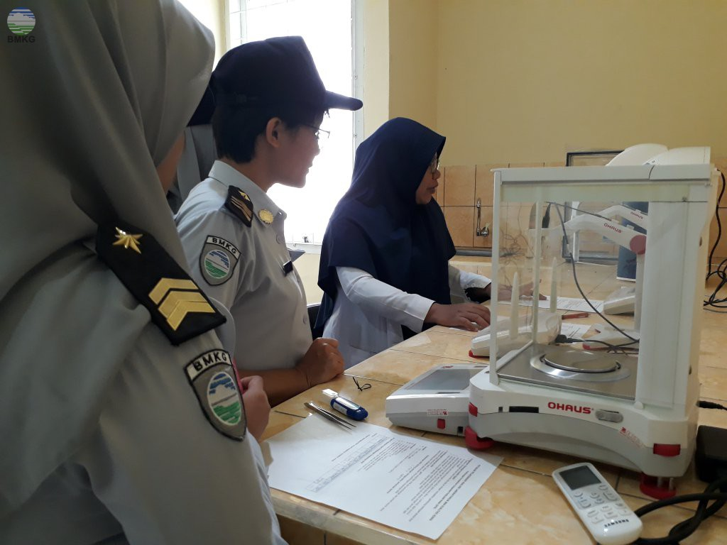 PKL Taruna/Taruni STMKG Berkunjung ke Staklim Tangerang Selatan