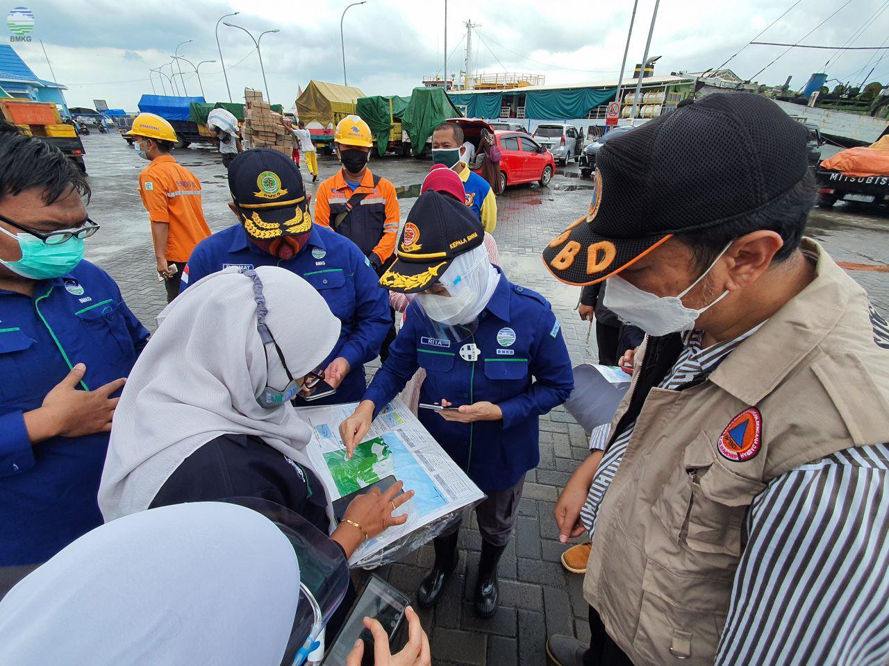 Kepala BMKG Pantau Kesiapsiagaan Hadapi Potensi Tsunami di Sumenep
