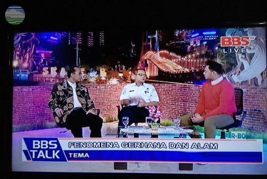 "Kasmet Juanda Surabaya, Narasumber ""BBS TALK"""