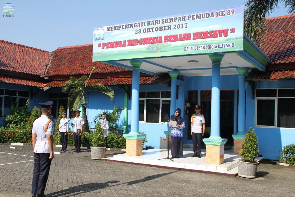 Balai Besar MKG Wilayah II Peringati Hari Sumpah Pemuda