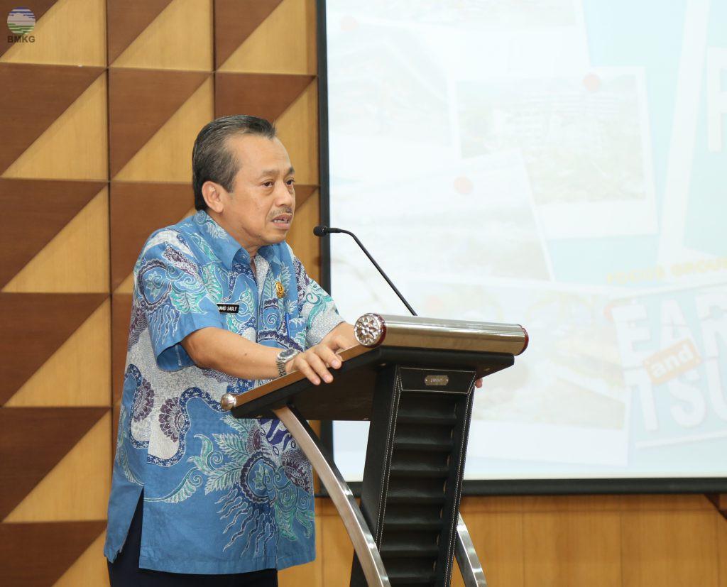"""Mitigasi Bencana Gempabumi dan Tsunami """"Paleotsunami"""""""