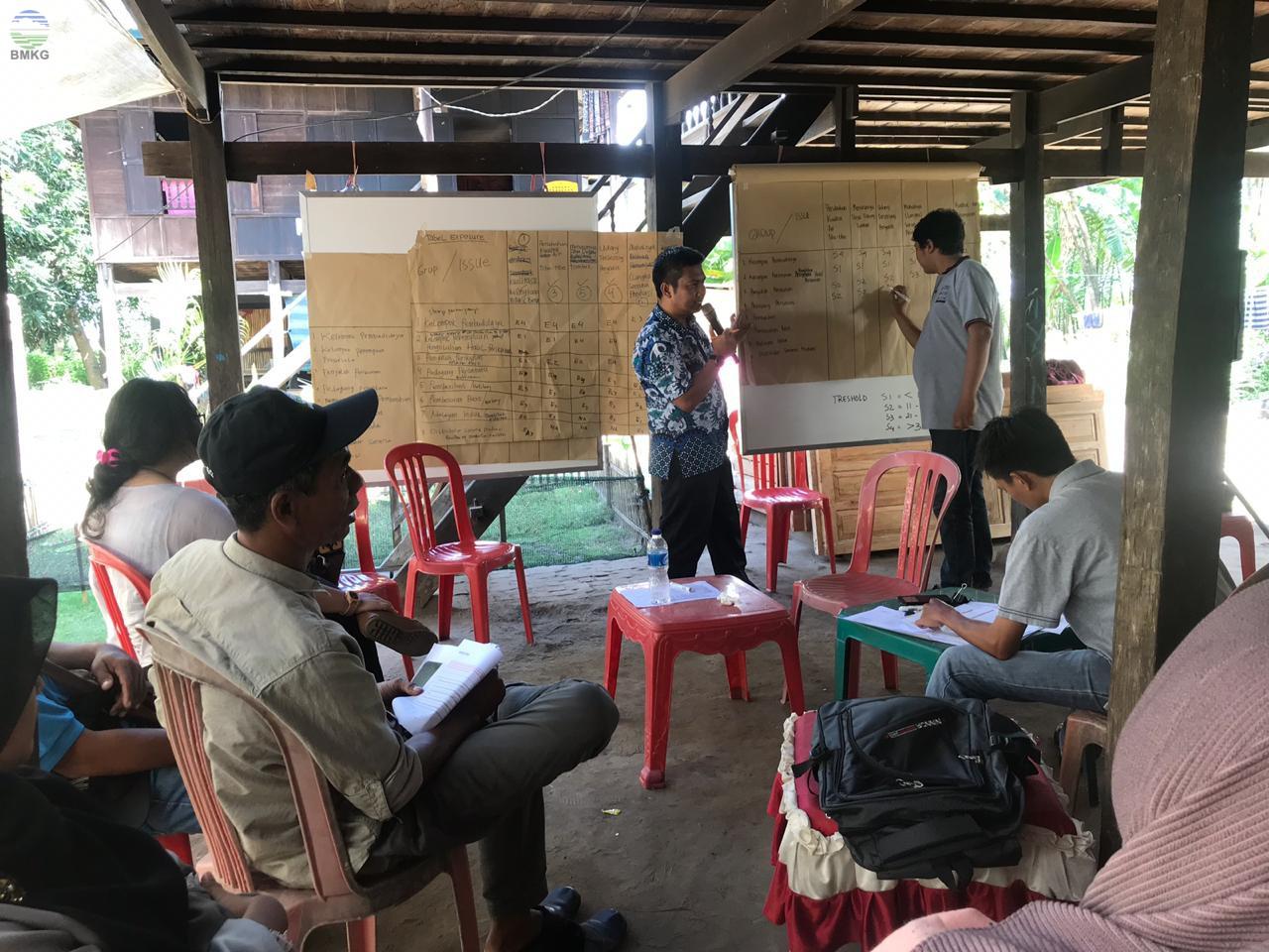 Partisipasi BMKG untuk Tingkatkan Produksi Udang di Pinrang