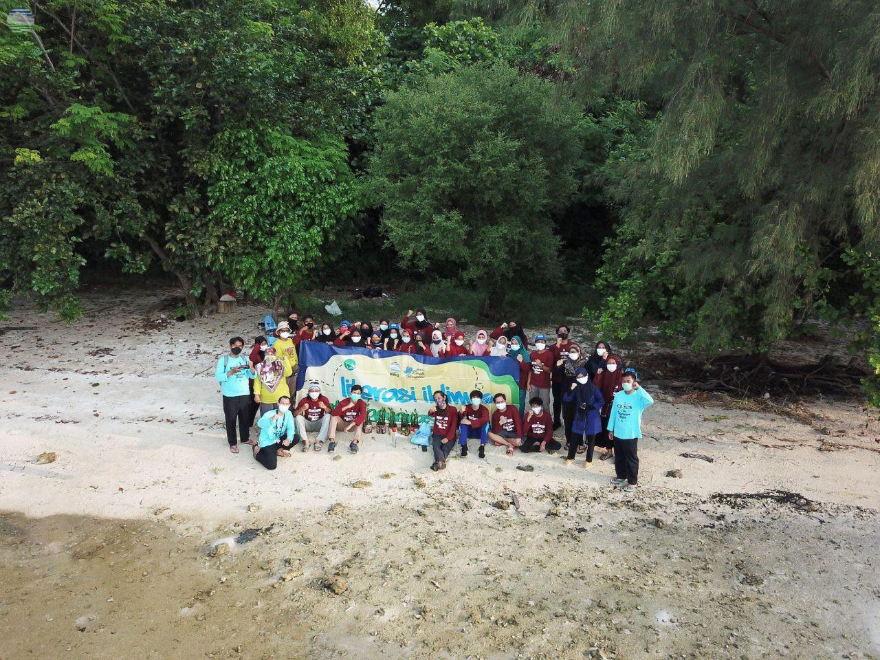 BMKG Gelar Sosialiasi Literasi Iklim Generasi Muda dan Masyarakat di Pulau Pramuka