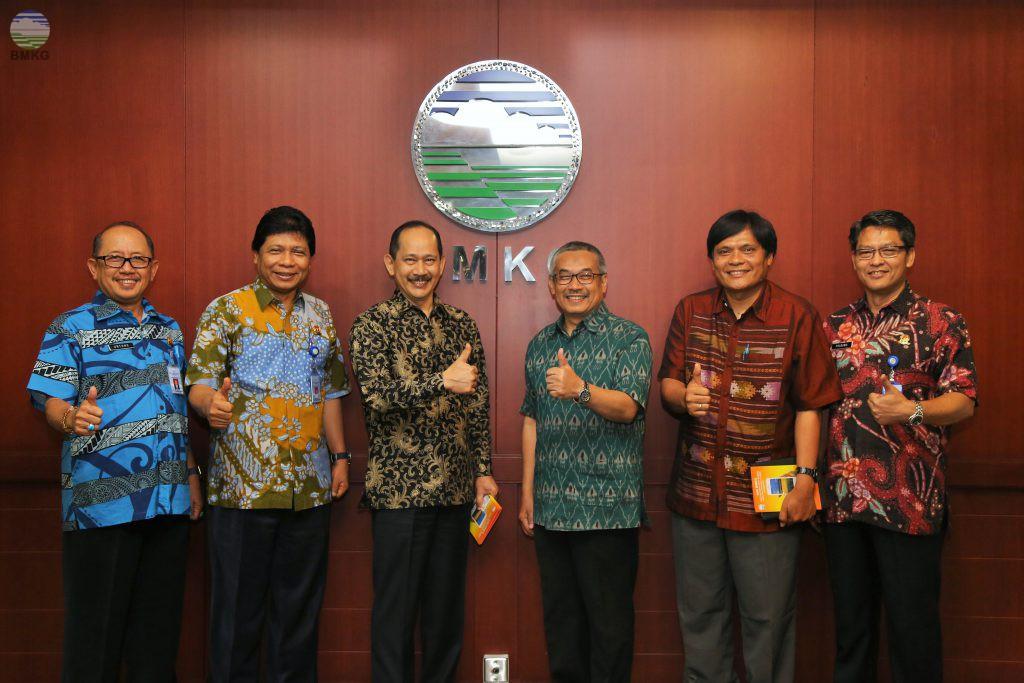 KBMKG Terima Kunjungan Direktur Utama PDAM Jakarta