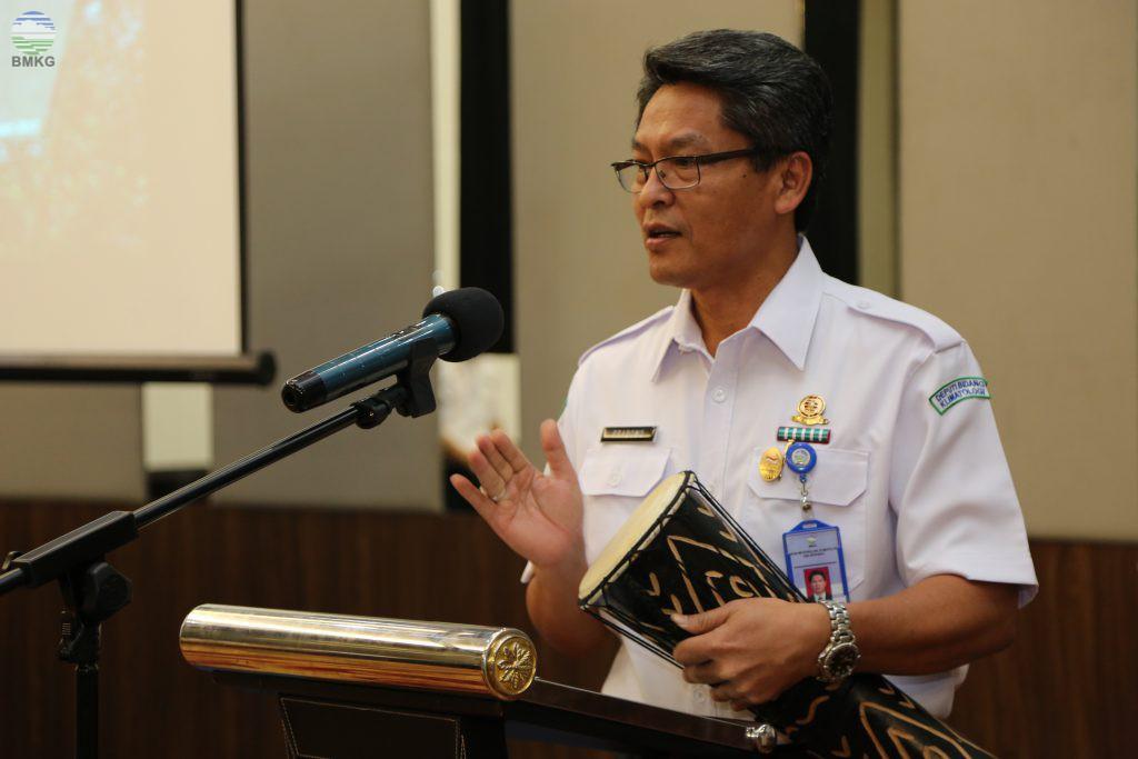Deputi Bidang Klimatologi Buka Kegiatan Rekonsiliasi Laporan Keuangan BMKG Semester II di Lingkungan Balai Besar MKG Wilayah V Jayapura