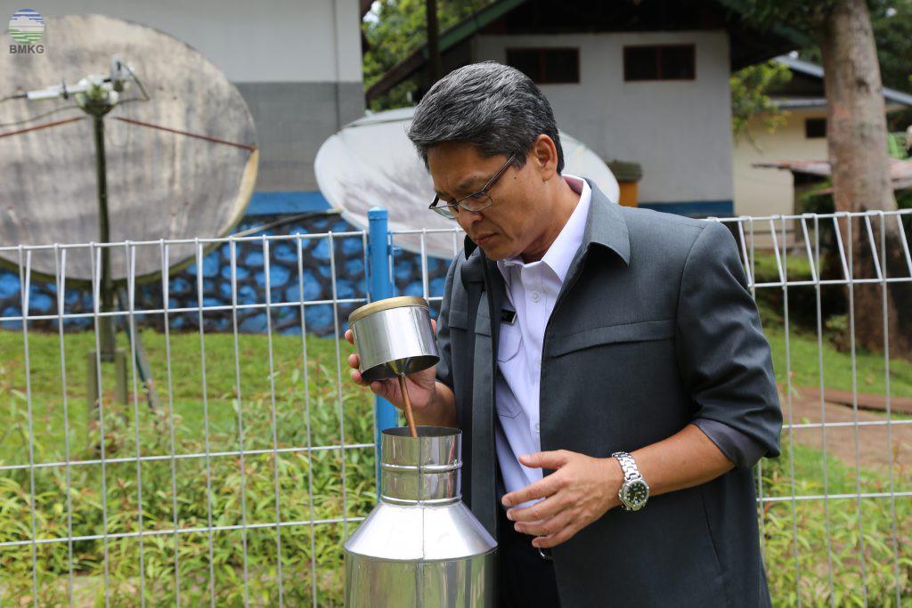 Kunjungan Kerja Deputi Bidang Klimatologi ke 2 UPT dan Balai Besar Jayapura