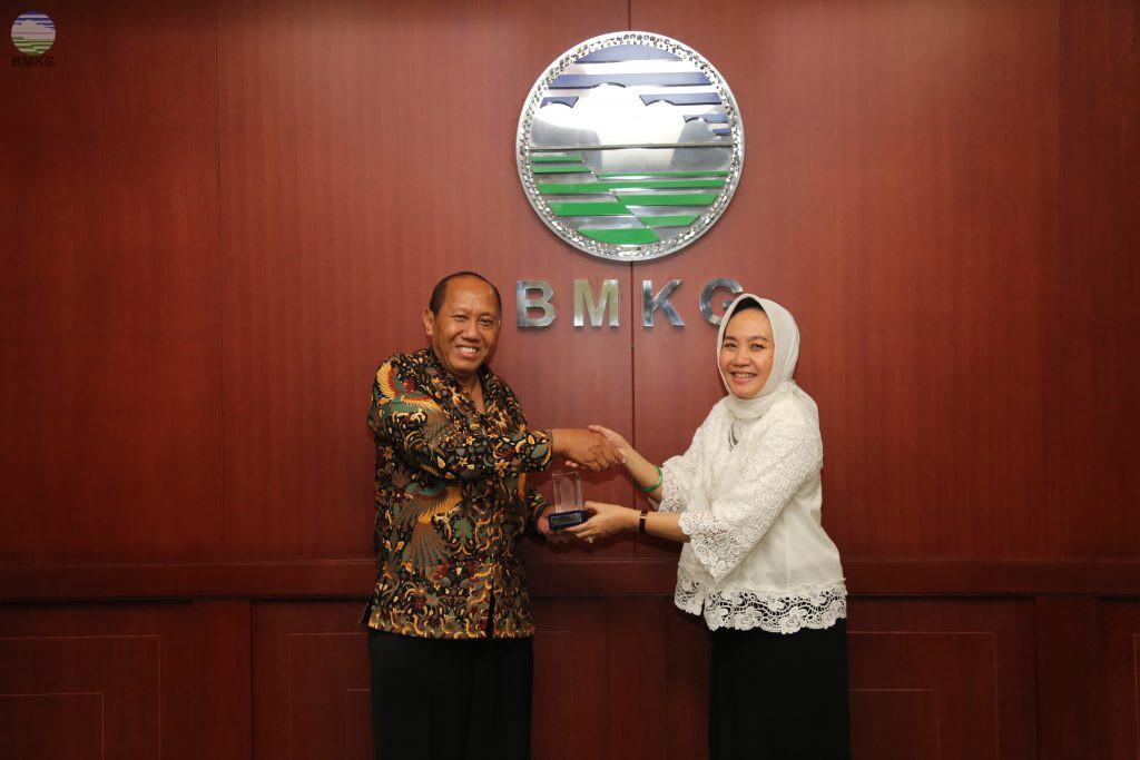 Pertemuan KBMKG Dengan Duta Besar Indonesia Untuk Tunisia