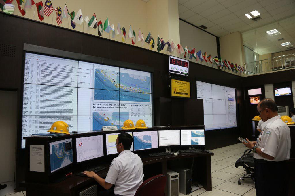Gempa Guncang Wilayah Jakarta - Banten