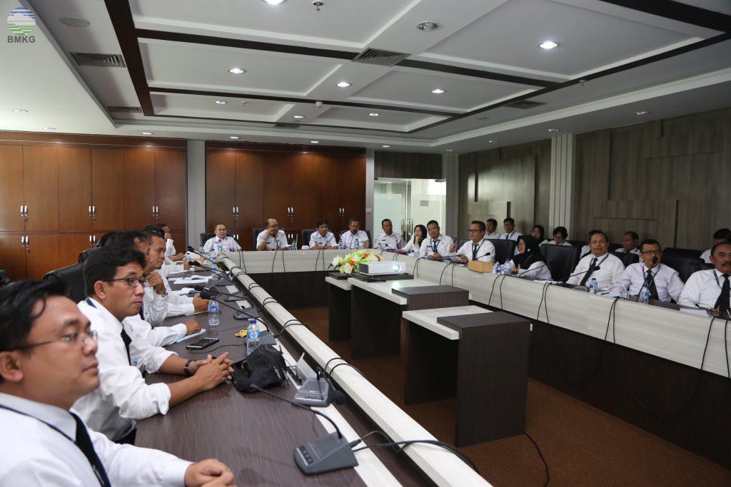 Pembekalan Diklat PIM III Angkatan III Tahun 2018