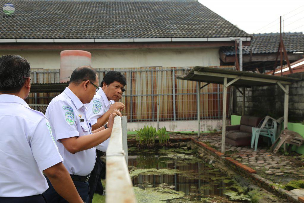 Deputi Bidang Meteorologi Kunjungi Stasiun Meteorologi Maritim Belawan