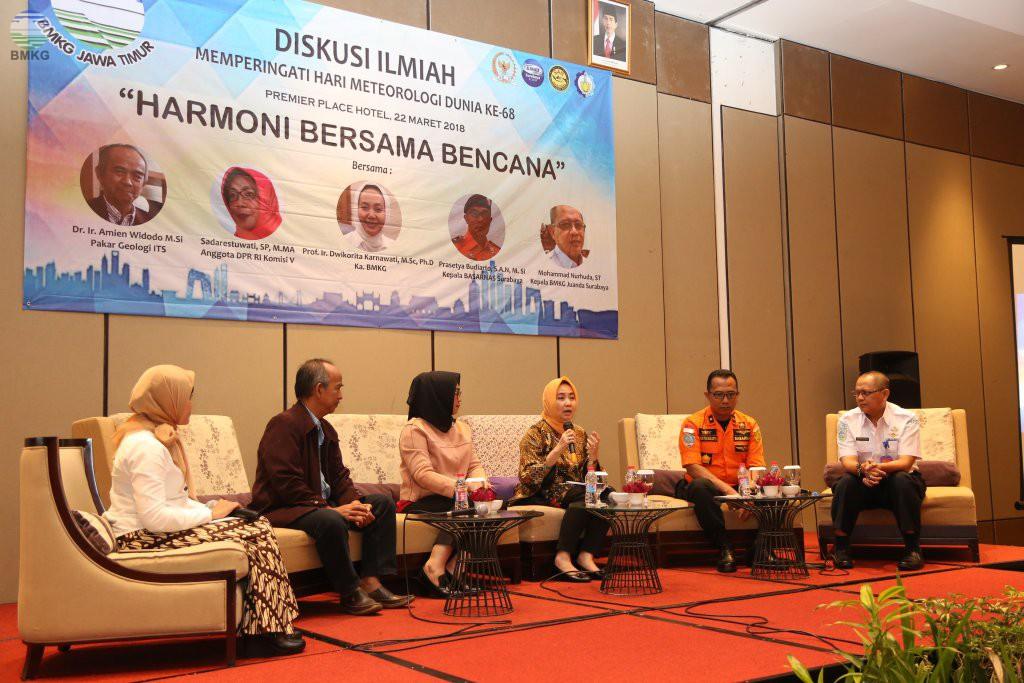 Harmoni Bersama Potensi Bencana