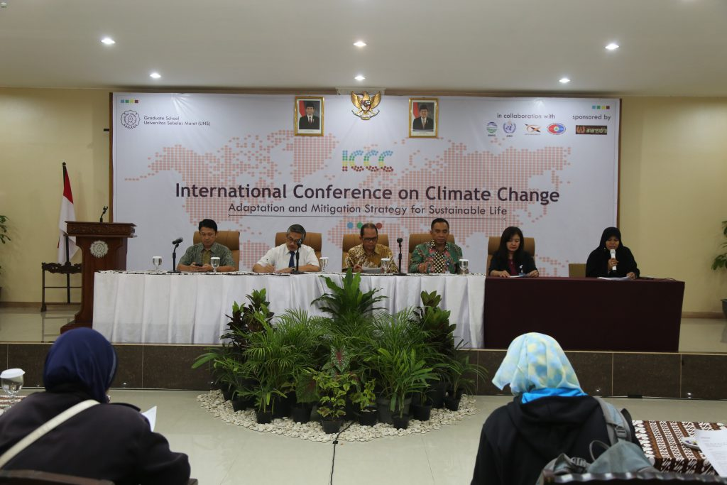 International Conference on Climate Change (ICCC)