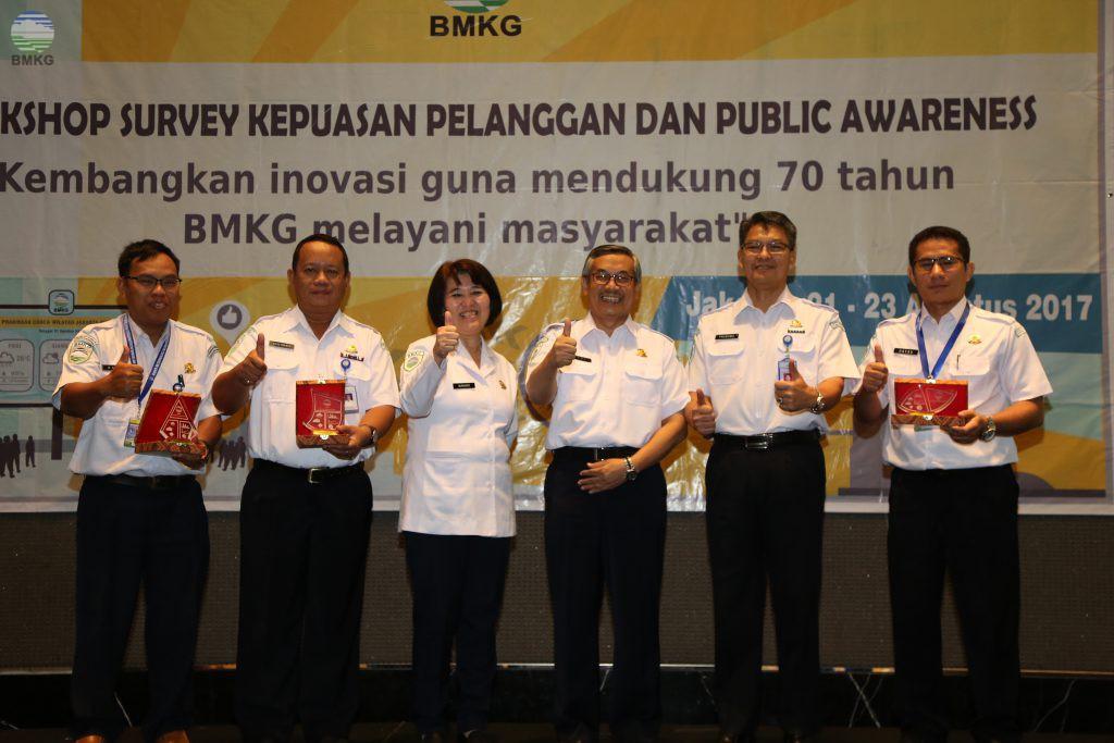 Workshop Survei Kepuasan Pelanggan dan Public Awareness