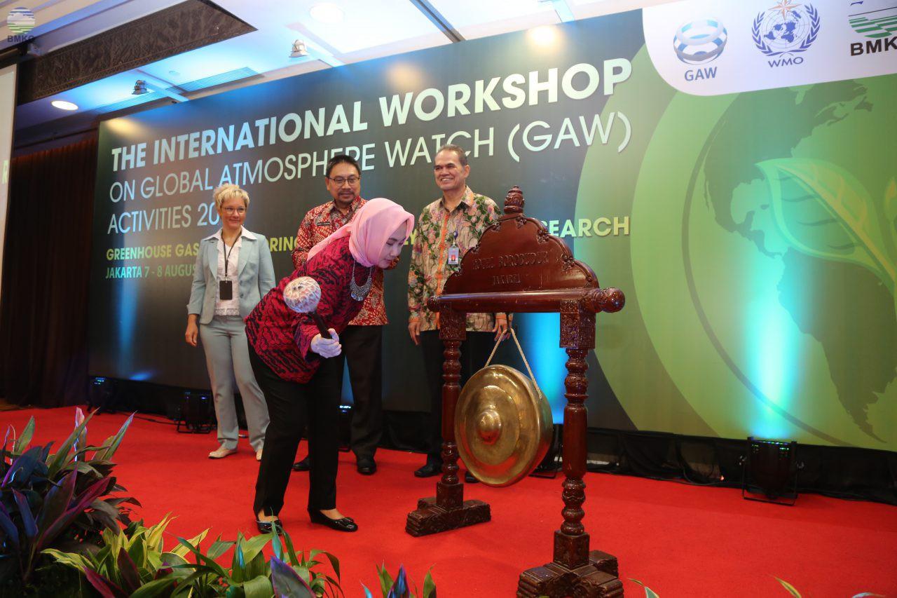Data Gas Rumah Kaca BMKG Dukung Indonesia Wujudkan INDCs Pada Konfrensi PBB