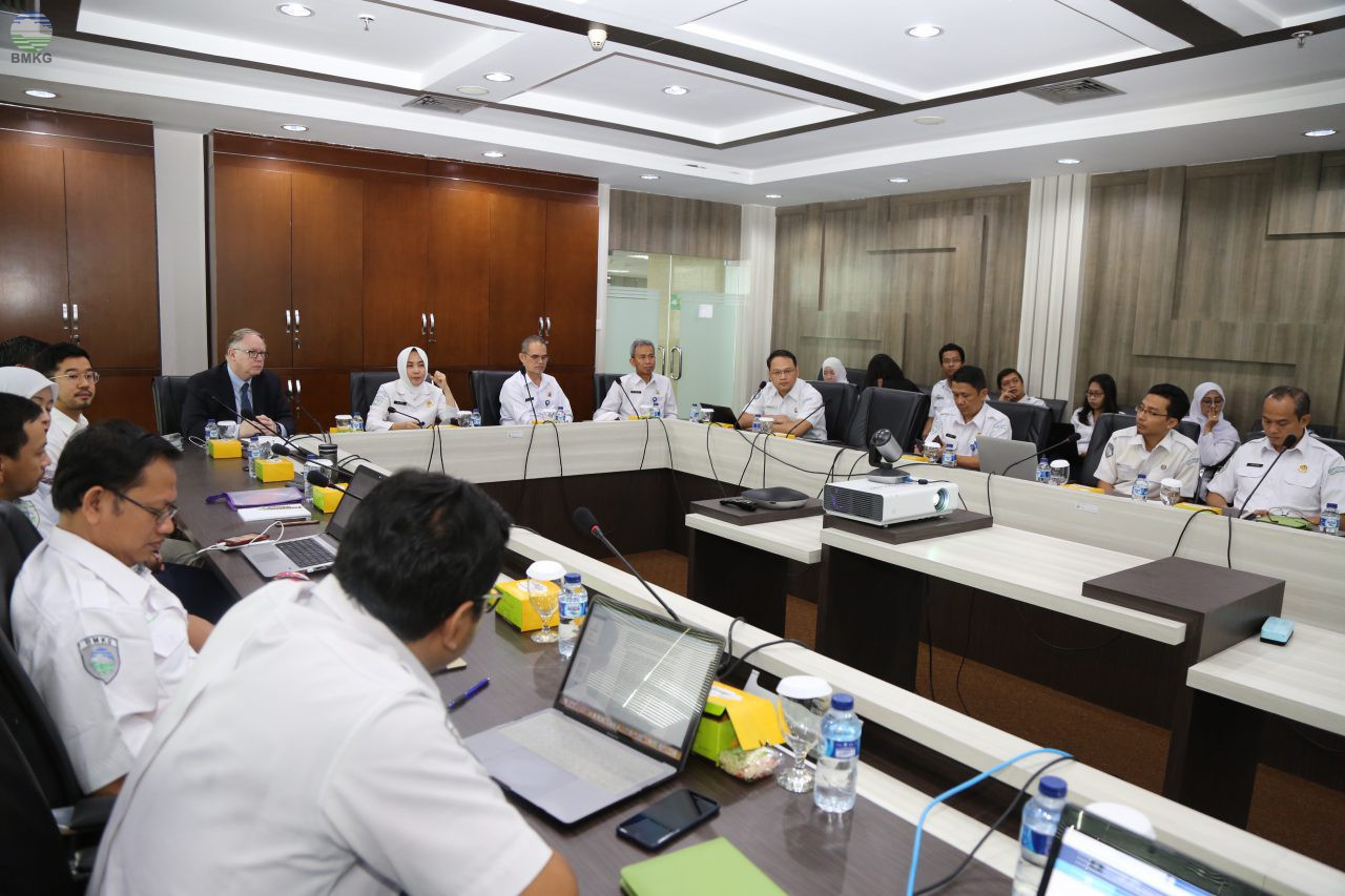 South-West Pacific (RA-V) WMO Cataloguing of Hazard Events Test Phase Kick-Off Meeting