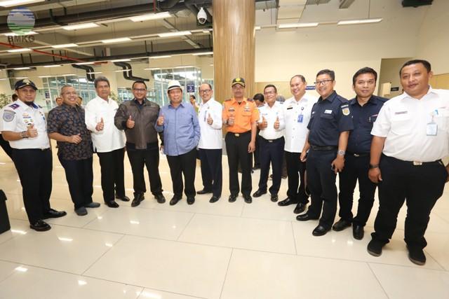 Pembangunan Pelabuhan Kuala Tanjung, BMKG: Perlu Infrastruktur Pengamatan Informasi Meteorologi Maritim
