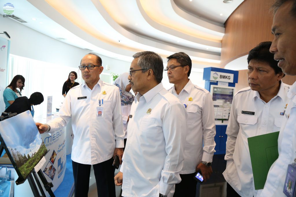 BMKG Celebrate the 67th World Meteorological Day for 1 Month