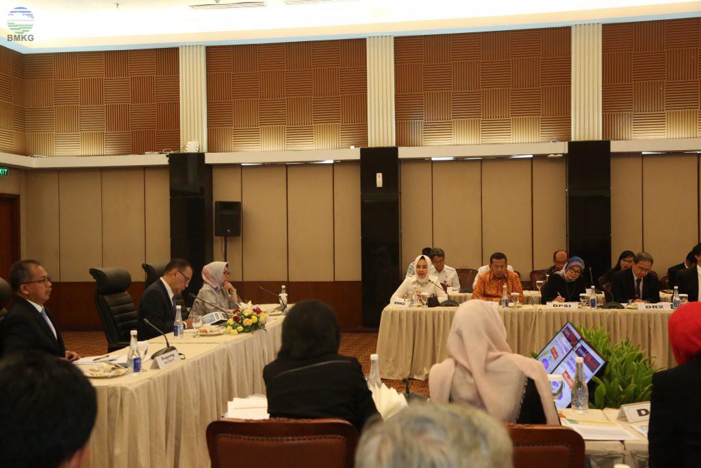 Informasi BMKG Bantu Menjamin Keberlangsungan Tugas Kritikal Bank Indonesia