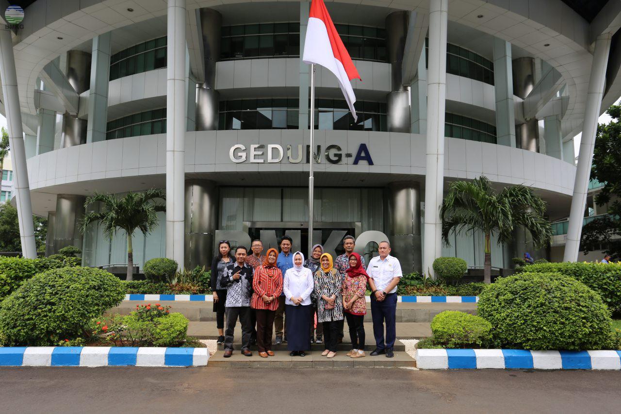 Kunjungan Humas dan Protokol Universitas Gadjah Mada ke Kantor BMKG