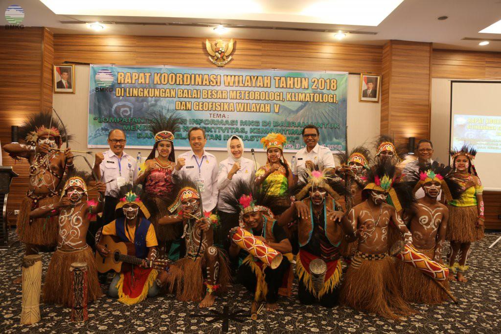Lompatan Inovasi BMKG Menuju Safety Improvement di Papua
