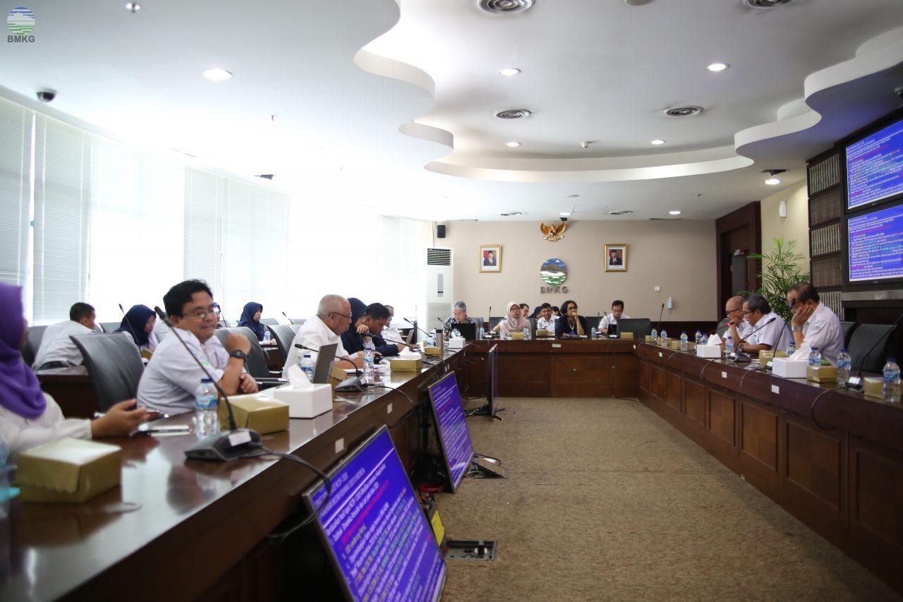 BMKG Undang Pakar Iklim dalam National Climate Outlook Forum 2020