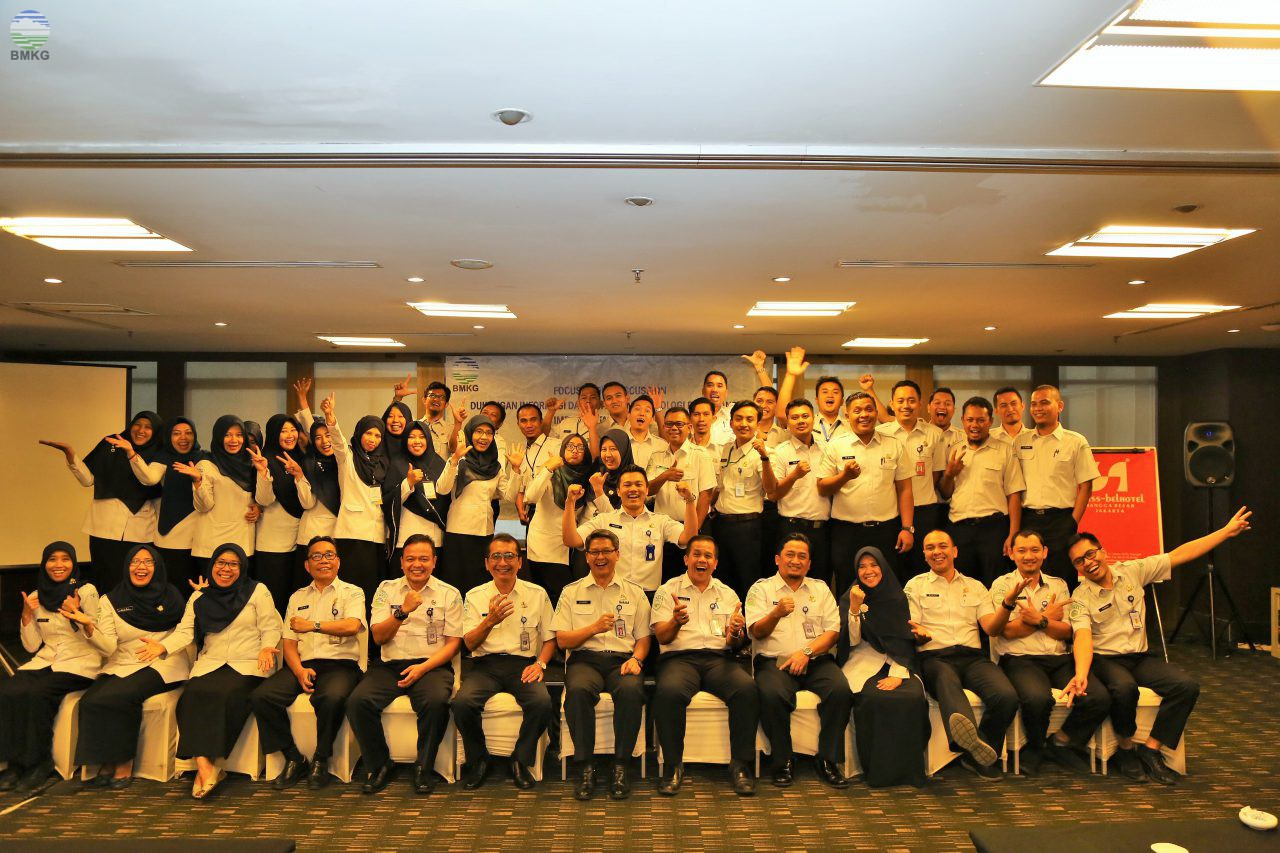 FGD ATFM Komitmen BMKG dalam Meningkatkan Keselamatan Penerbangan