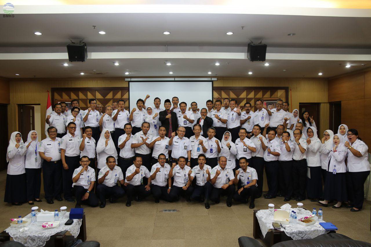 Perkuat Kapabilitas Auditor, Inspektorat BMKG Adakan Workshop