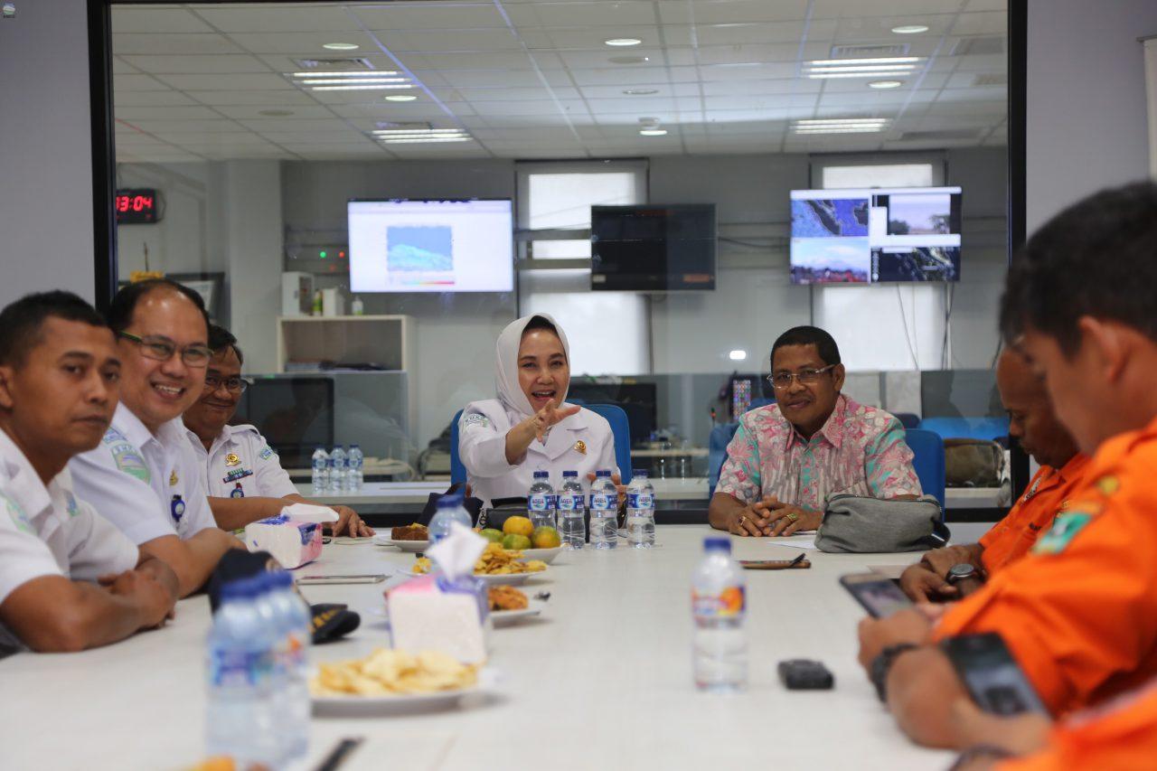 Siap dan Siaga, Kepala BMKG Cek Sistem dan Peralatan BMKG di Wilayah Sumatera