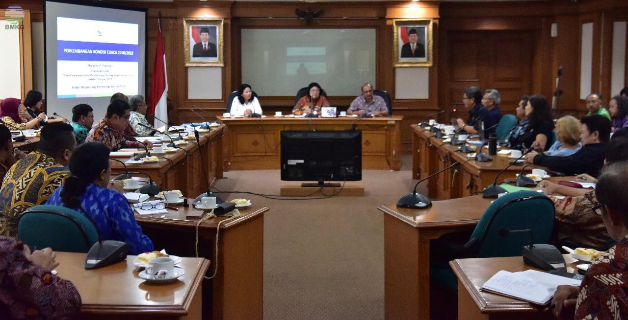 BMKG Siap Mendukung Pembangunan  Peringatan Dini Multi Hazard Indonesia