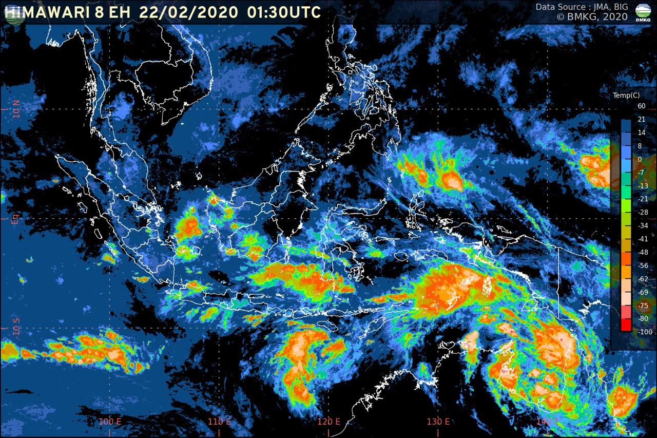 Terus Waspadai Cuaca Ekstrem di D.I. Yogyakarta pada Puncak Musim Hujan 2020