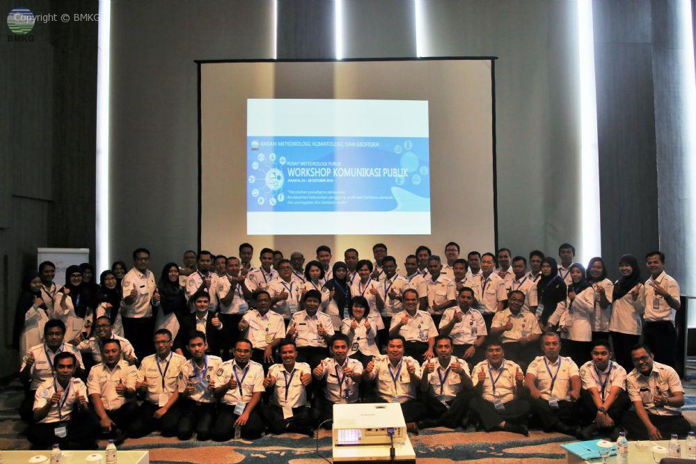 Workshop Komunikasi Publik
