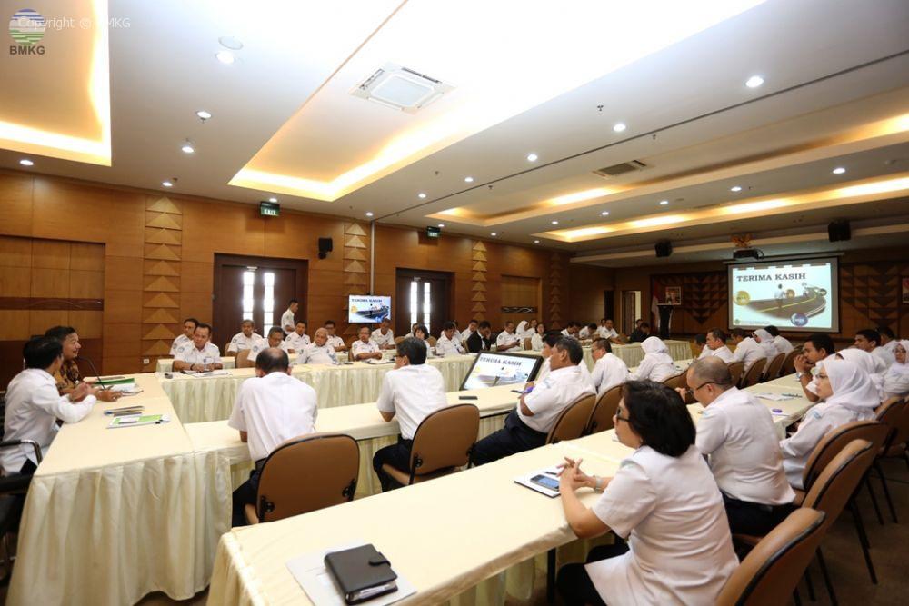 Rapat Koordinasi Pelaksanaan Road Map Reformasi Birokrasi