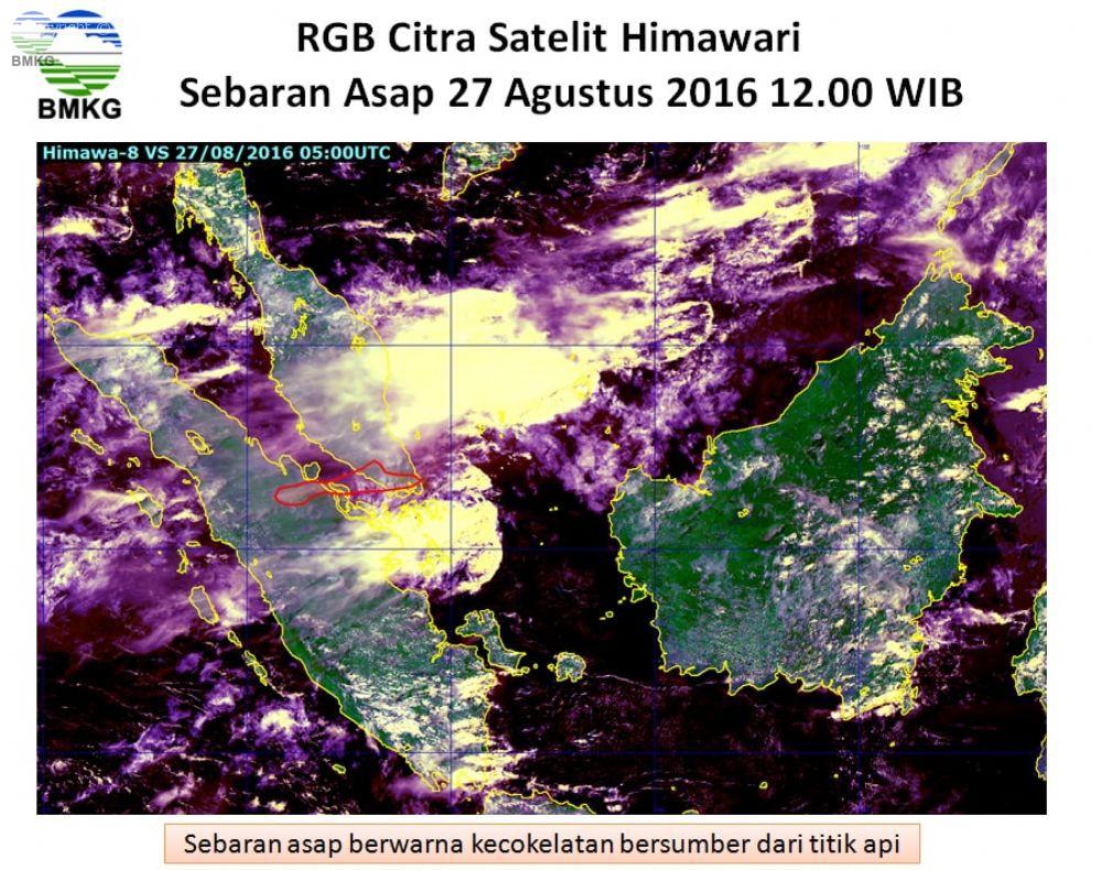 Siaran Pers - Waspada Peningkatan Potensi Kebakaran Hutan dan Lahan di Wilayah Sumatera - Kalimantan