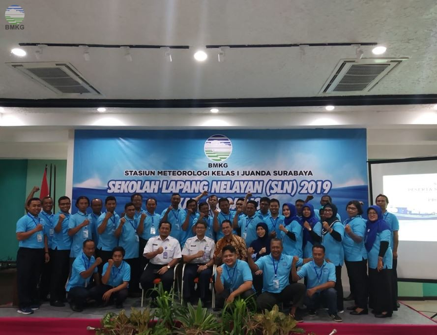 Komisisi V DPR RI Hadiri Sekolah Lapang Nelayan di Sidoarjo