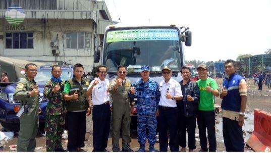 BMKG Infokan Prakiraan Cuaca untuk HUT TNI Ke-72 di Cilegon