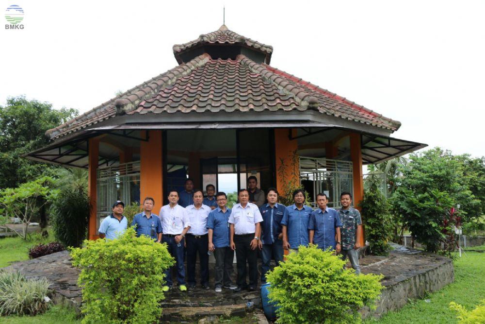 Kegiatan Penelitian IOP di Staklim Darmaga Bogor Resmi Berakhir
