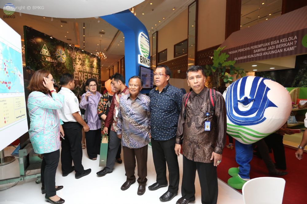 Indonesia Climate Change Education Forum and Expo 2016