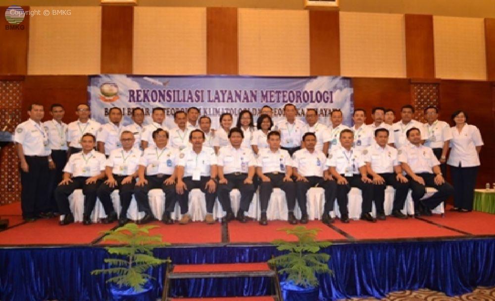 Rekonsiliasi Layanan Meteorologi Balai Besar Meteorologi Kimatologi Dan Geofisika Wilayah I Banda Aceh