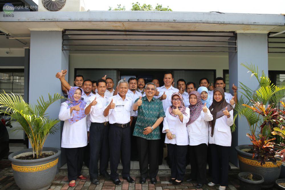 Kepala BMKG Kunjungi Stageof Bandung dan ITB