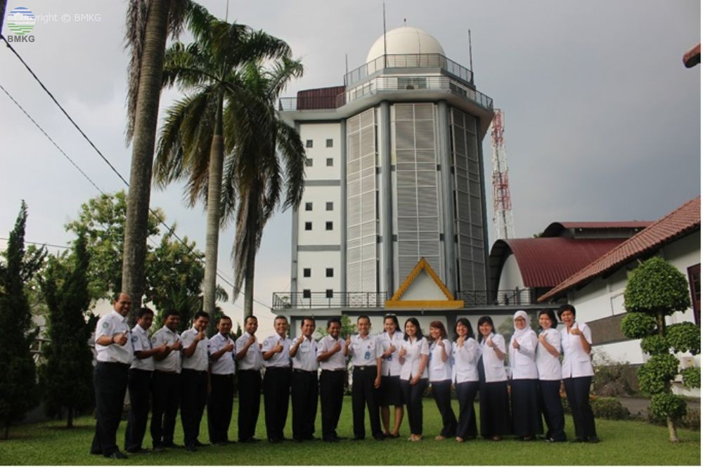 Bimbingan Teknis dan Sosialisasi SOP Radar Cuaca Balai Besar Wilayah I