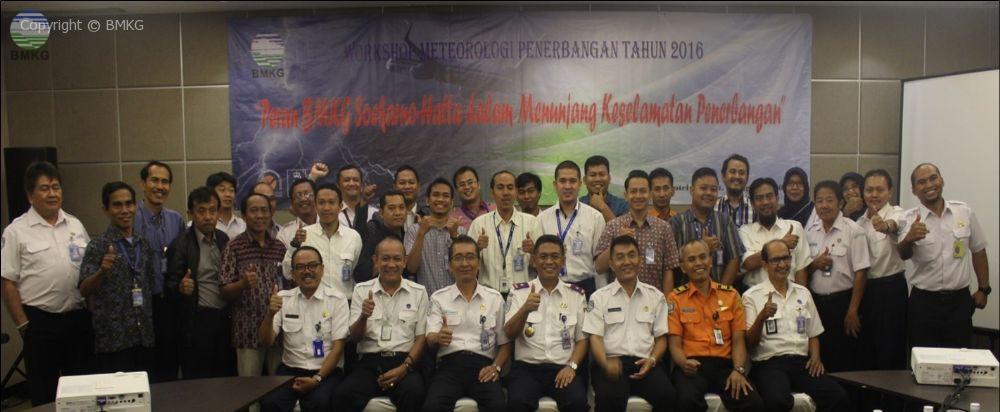 Workshop Meteorologi Penerbangan 2016 Stasiun Meteorologi Kelas I Soekarno Hatta