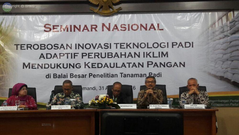 Seminar Nasional Padi